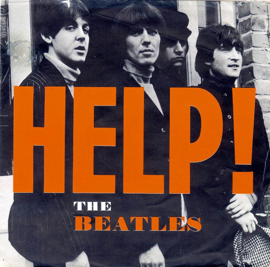 "324 The Beatles - ""Help"" - 1965"
