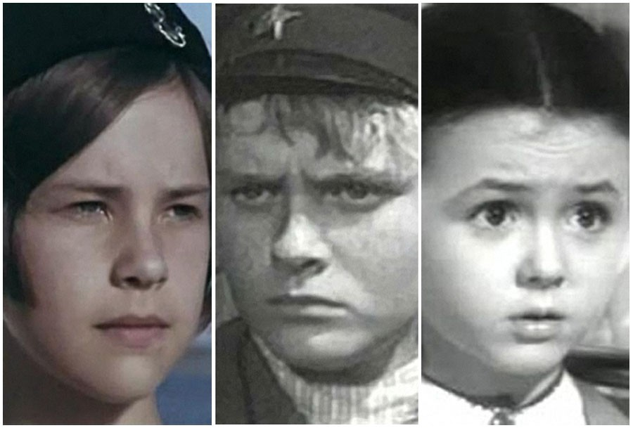 10 советских актёров, которые попали в кино ещё детьми