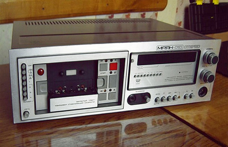 Маяк-010-стерео