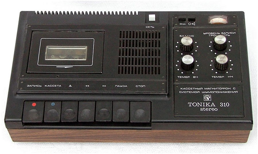 Тоника-310 стерео