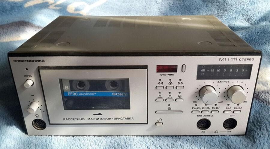 Электроника-111-стерео