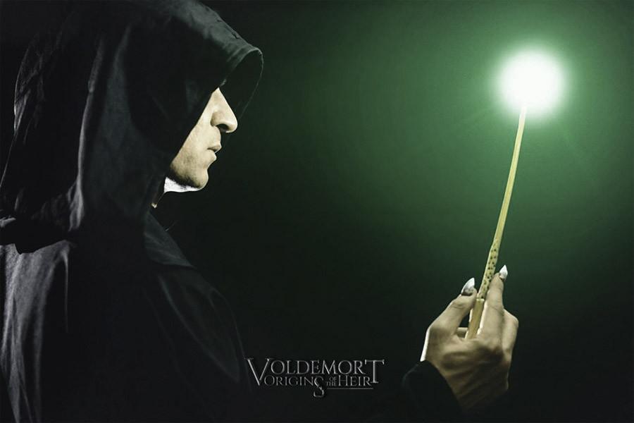 """""""Волдеморт: возникновение наследника"""" - приквел истории о Гарри Поттере"""