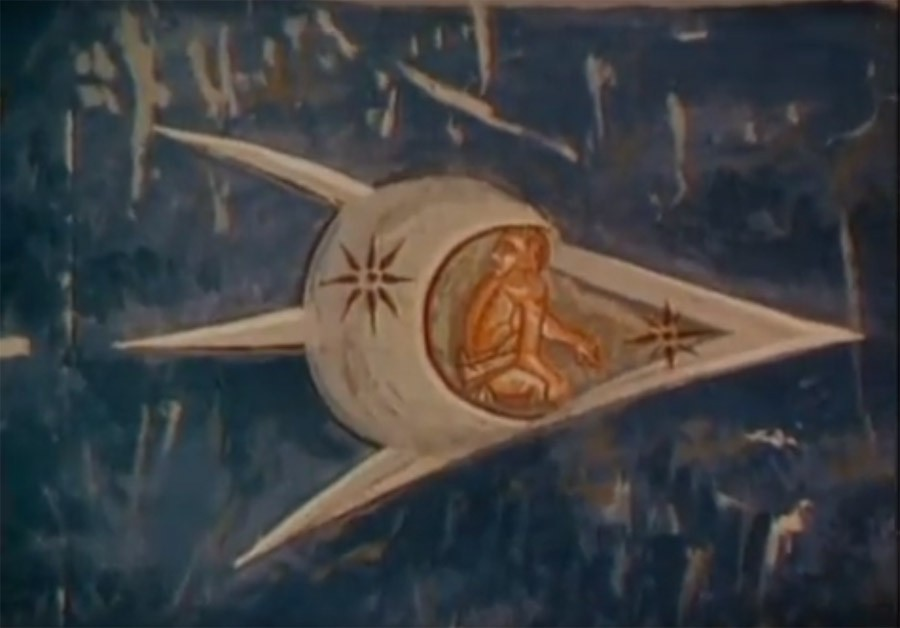 """""""Воспоминания о будущем"""". Научно-популярный фильм про инопланетян из 70-х"""