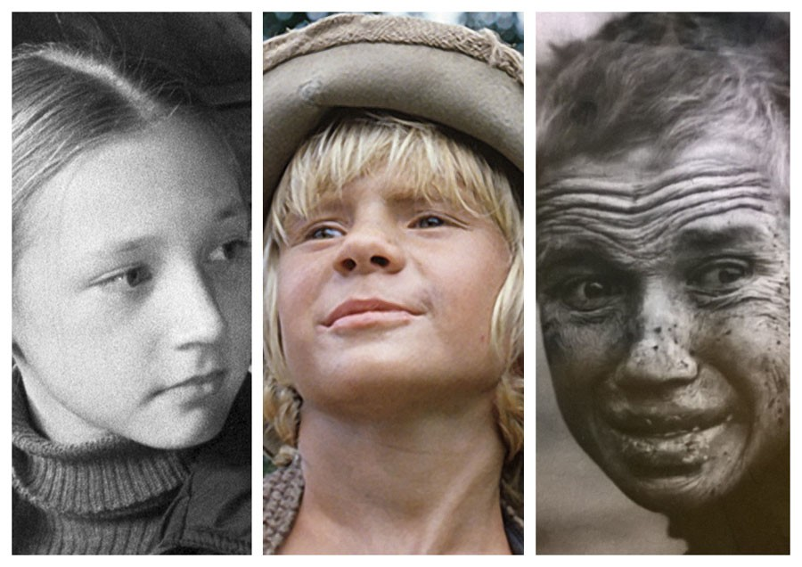 10 российских актёров, которые попали в кино ещё детьми