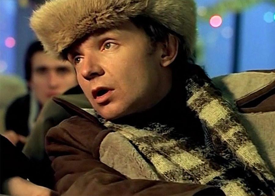 """Лукашин из """"Иронии судьбы"""". Фотопробы"""