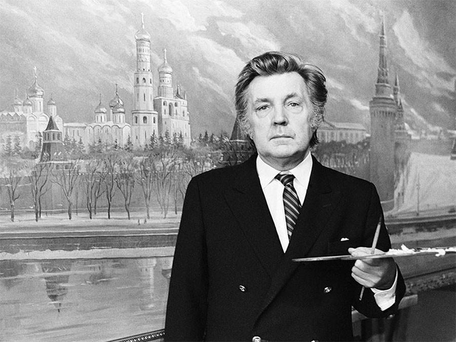 Советские знаменитости на фото. 1981 год