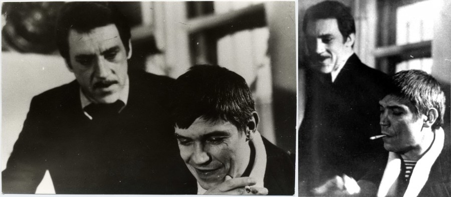 005 Шарапов и Жеглов фотопробы