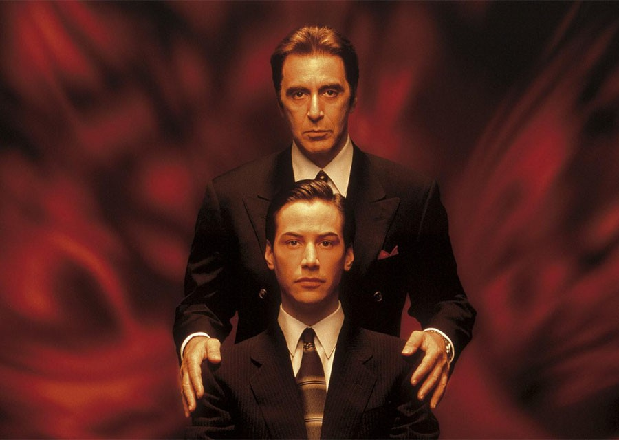 & quot; Devil's Advocate & quot ;. How did the actors of the film for 20 years