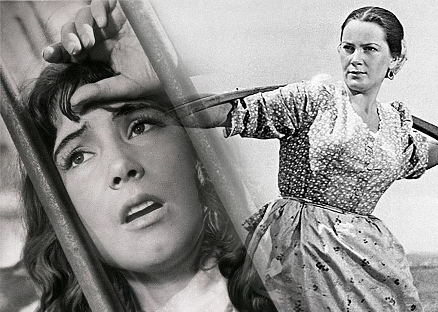Лучшие фильмы советского кино. 1957 год