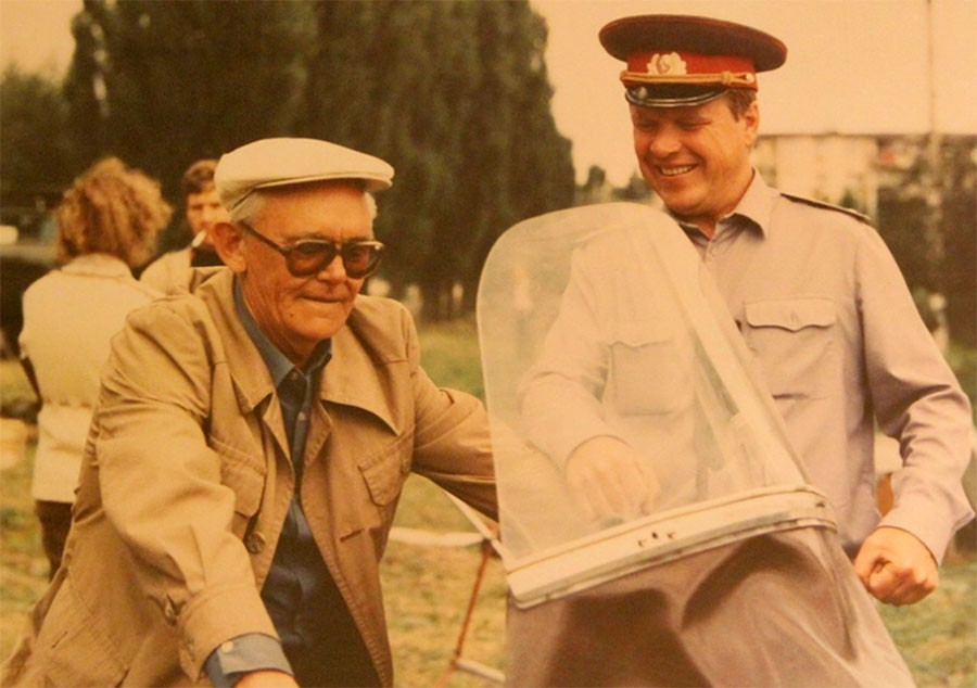 Один из самых любимых актёров Леонида Гайдая