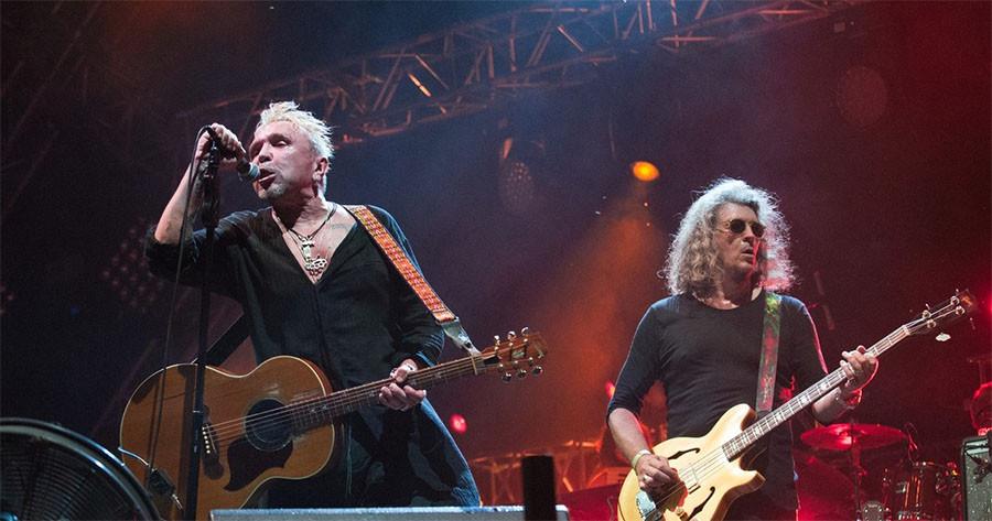 Самые популярные группы русского рока конца 80-х - начала 90-х. Продолжение