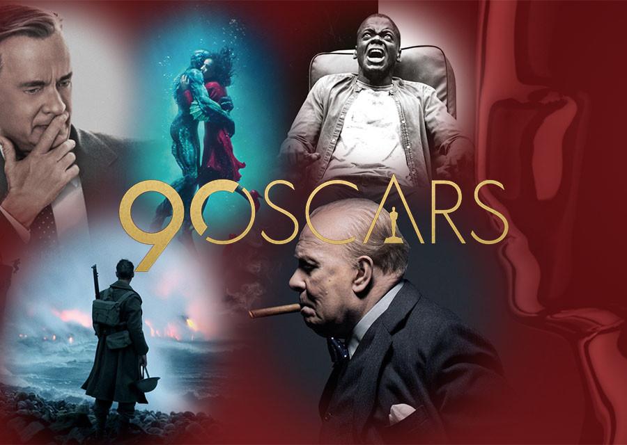 """Кому в этом году дадут """"Оскар""""?"""