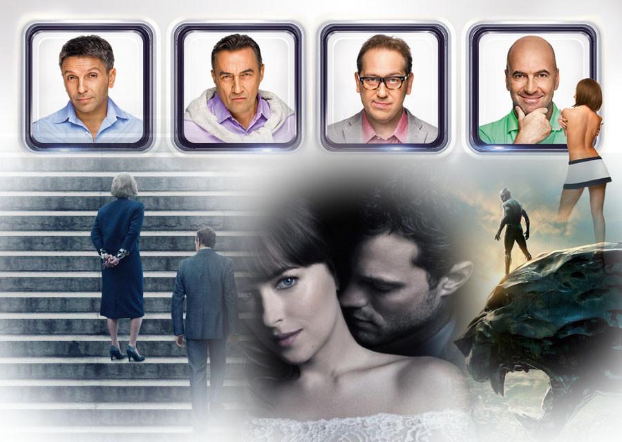 Главные кинопремьеры февраля. Что посмотреть в кино в конце зимы