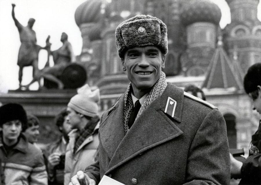 Звёзды зарубежного кино, снимавшиеся в СССР