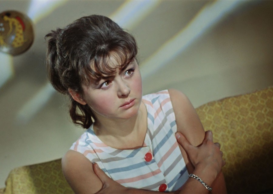 The most beautiful actress of the USSR. Fourth round