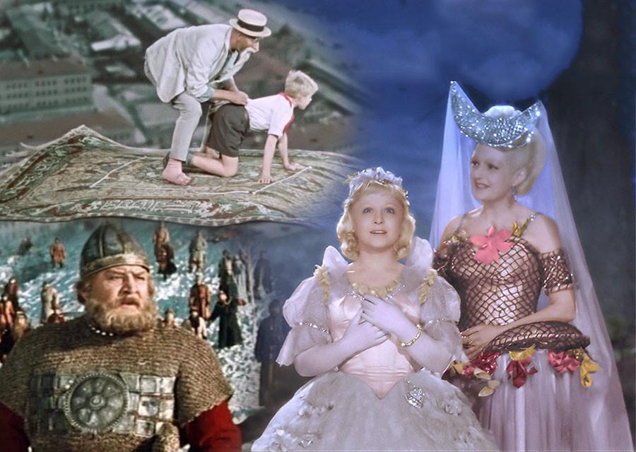 The best Soviet film fairy tale. The sixth round of the Soviet, film fairy tale, films, Best, tour Best, Golden, fairy tales, participate, fairy tale, Film tale, Ludmila, Ruslan, films, some, Spring, time, filmed, magic, Pogodin, Radiya
