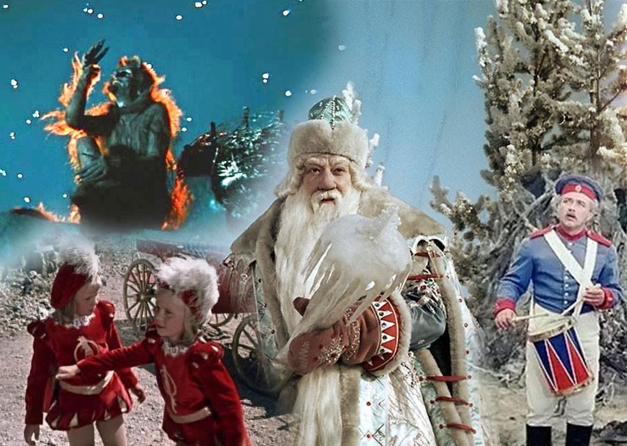 The best Soviet film fairy tale.Eighth Round Filmstrip