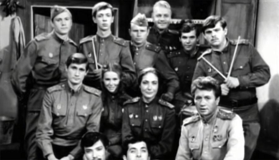 """Почему Леонид Быков снял """"В бой идут одни """"старики"""""""