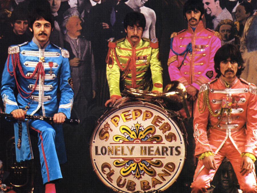 407 The Beatles - 1967