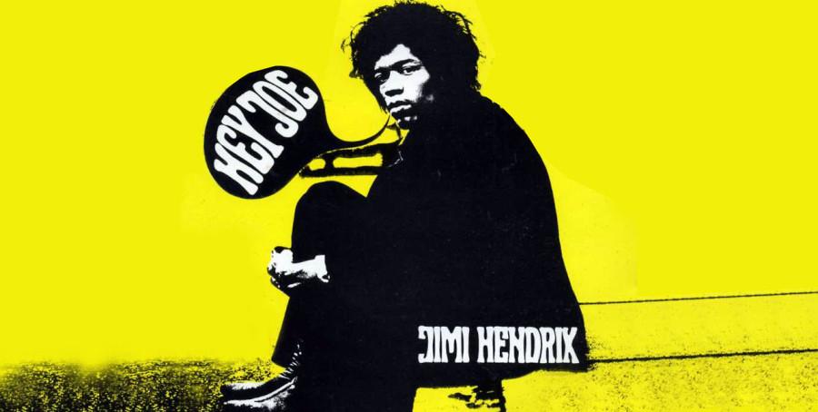 410 Джими Хендрикс - Hey Joe - 1967