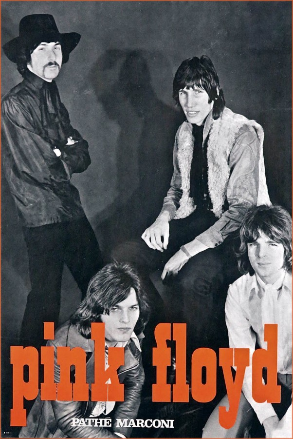 415 Pink Floyd - 1968
