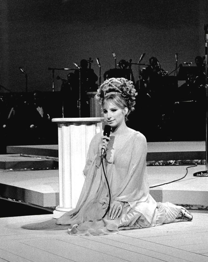 416 Barbra Streisand - Ed Sullivan TV show - 1969