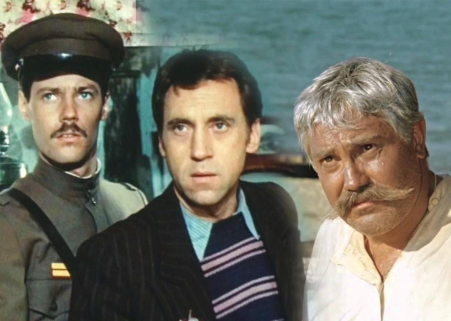 Любимые персонажи советского кино