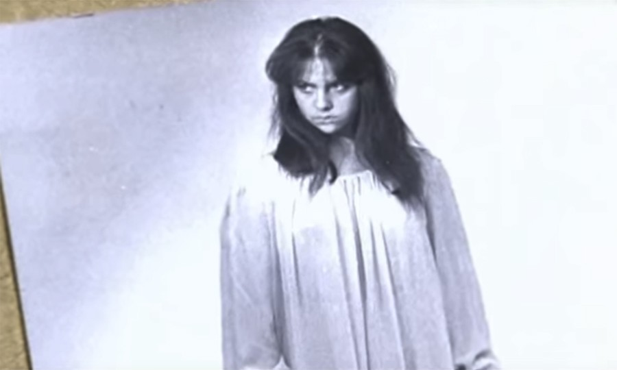 As Natalya Varley Panochka in the film