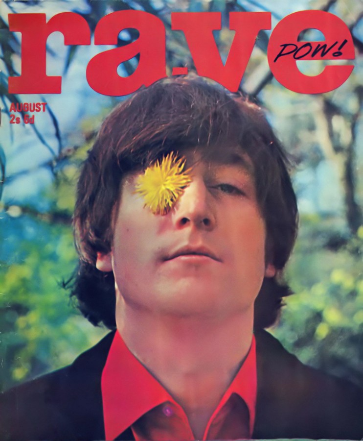 424 Джон Леннон, август 1965 год