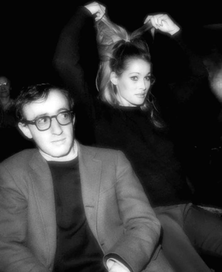 427 Вуди Аллен и Урсула Андресс, 1966.