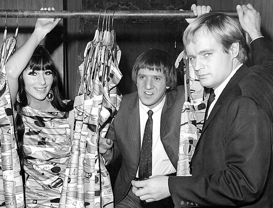 430 Sonny & Cher and David McCallum, 1967