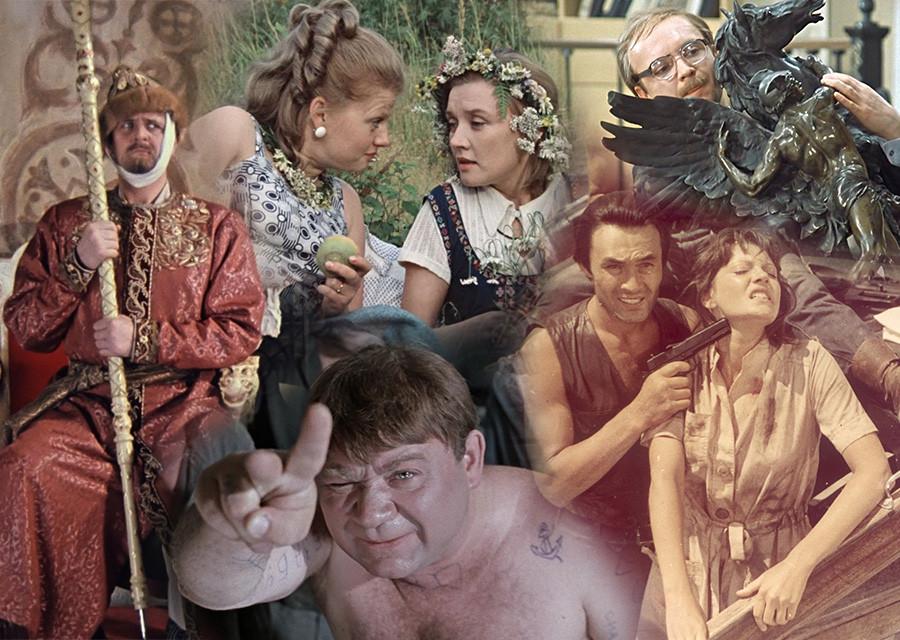 Самые кассовые советские фильмы в 70-е