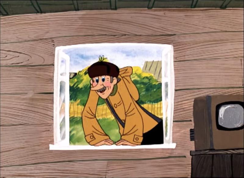 А знаете ли вы, кем в молодости был почтальон Печкин из Простоквашино?!:  dubikvit — LiveJournal