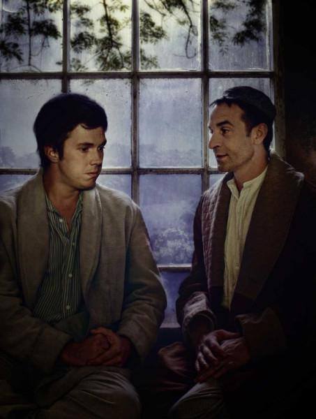 17 « - Так из-за чего же вы попали сюда... - Из-за Понтия Пилата, - хмуро глянув в пол, ответил Иван»
