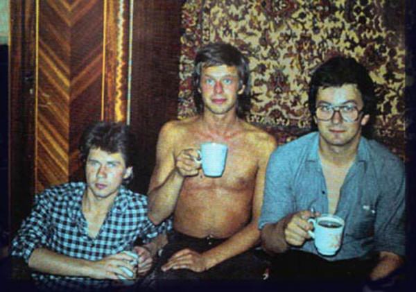 001 Аквариум, 1981