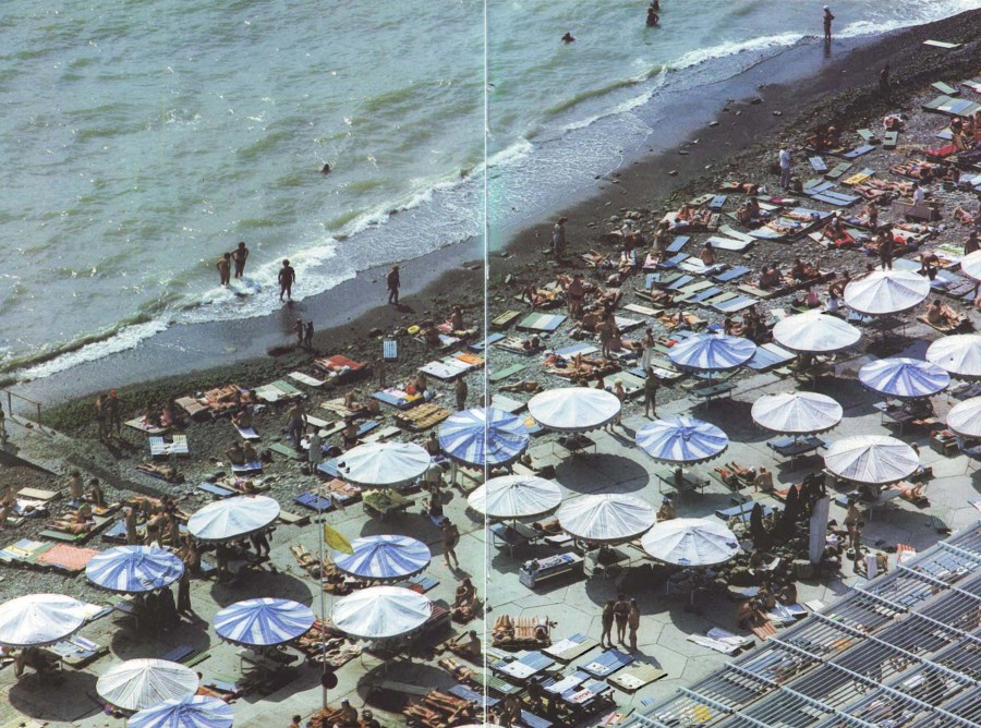 Липодаев Ю.И. - Сочи. Курорты СССР - 1987_57
