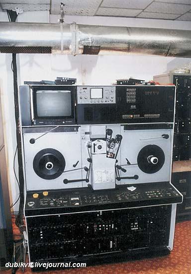 103  Видеомагнитофон «Кадр-3ПМ»