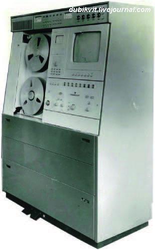 104  Видеомагнитофон «Электрон 2» 1966 г