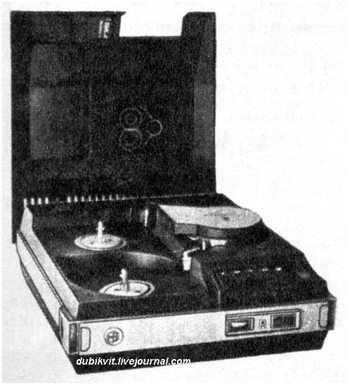 113 Видеомагнитофон Электроника-509-видео 1980 г