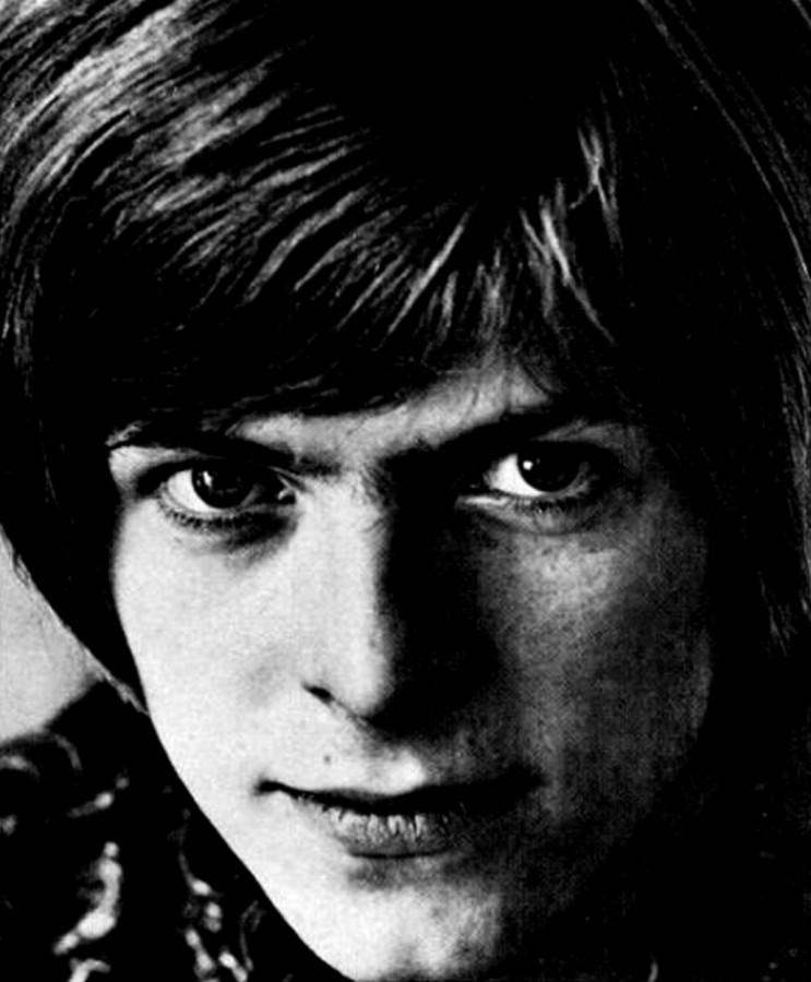 433 Дэвид Боуи, 1967
