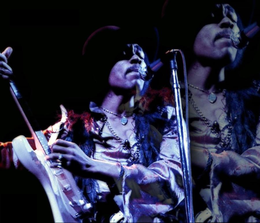436 Джими Хендрикс, 1968 год