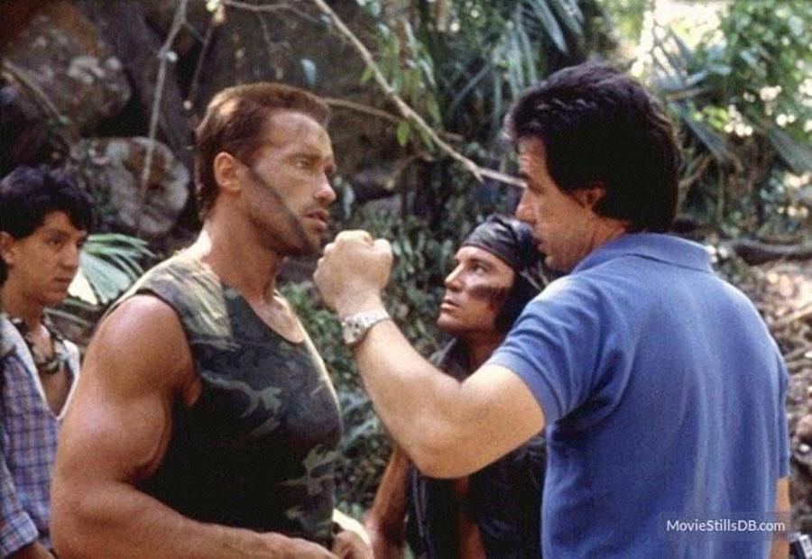 Фильм солдат с арнольдом шварценеггером дмб видишь суслика a он есть актеры