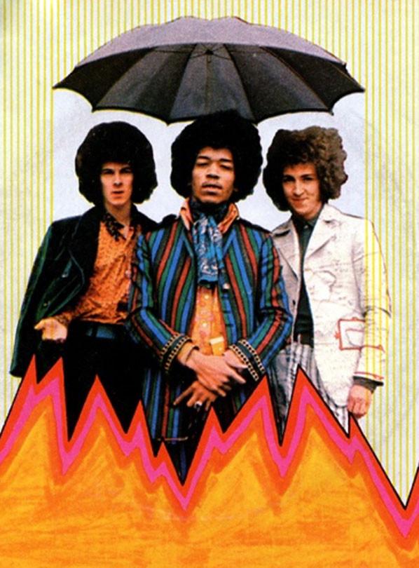 446 Jimi Hendrix Experience - 1968