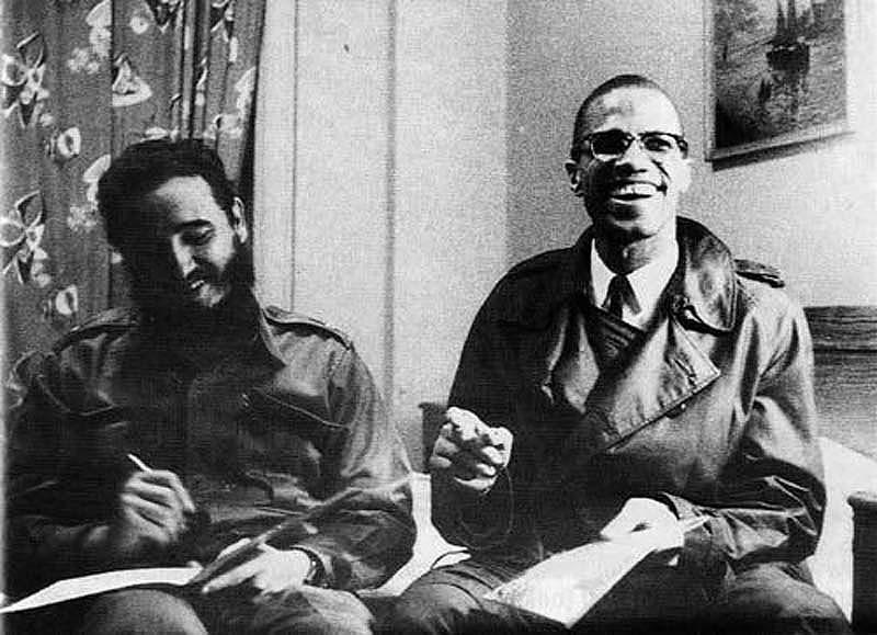 450 Фидель Кастро и Малкольм Икс