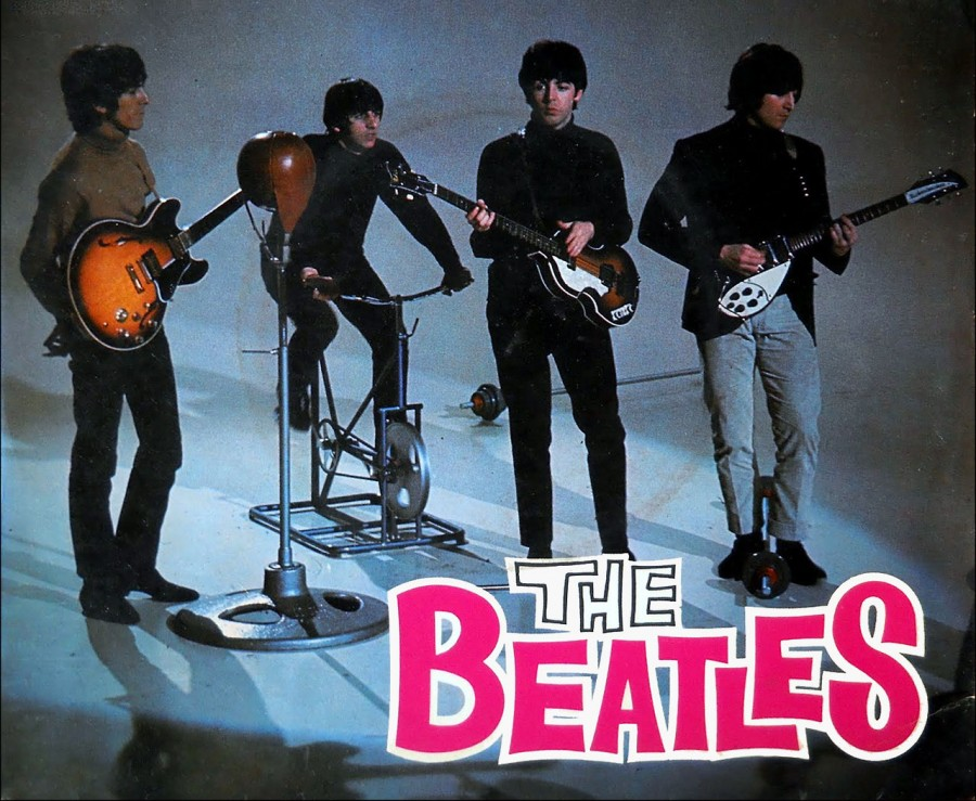 455 The Beatles - 1966