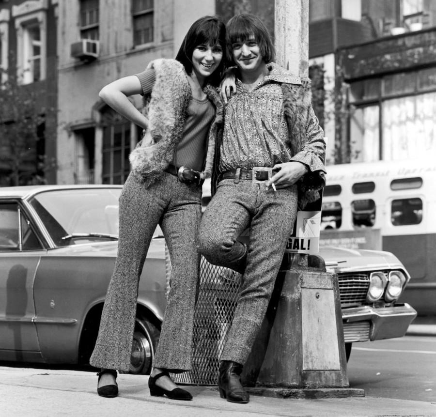 457 Sonny & Cher - 1966