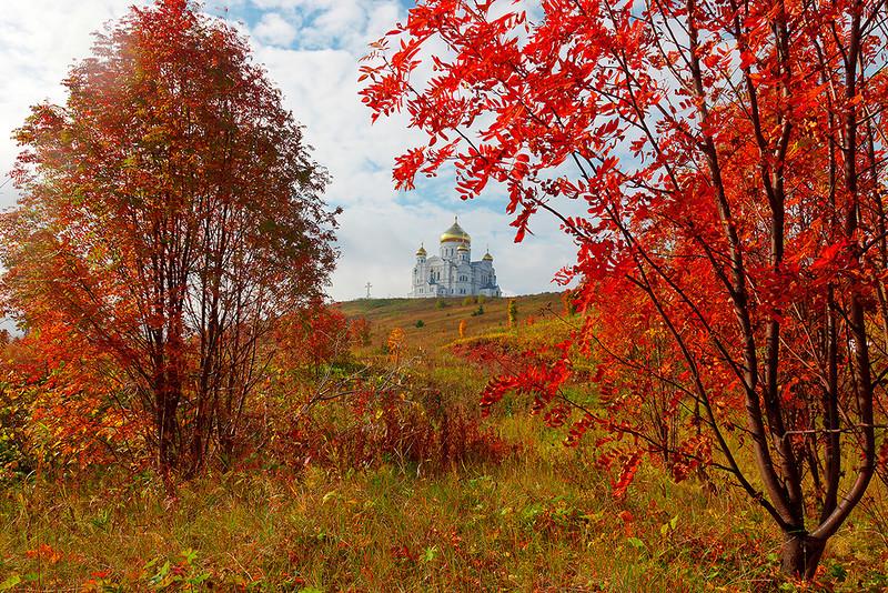 Белогорский монастырь, Кунгурский район, Пермский край, Россия, сентябрь 2014.jpg