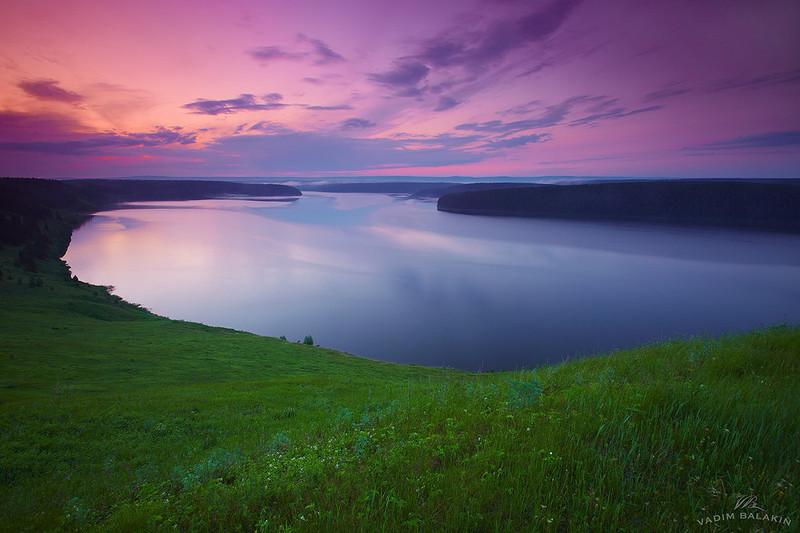 Михайловский пруд, Средний Урал, Россия, июнь 2011.jpg