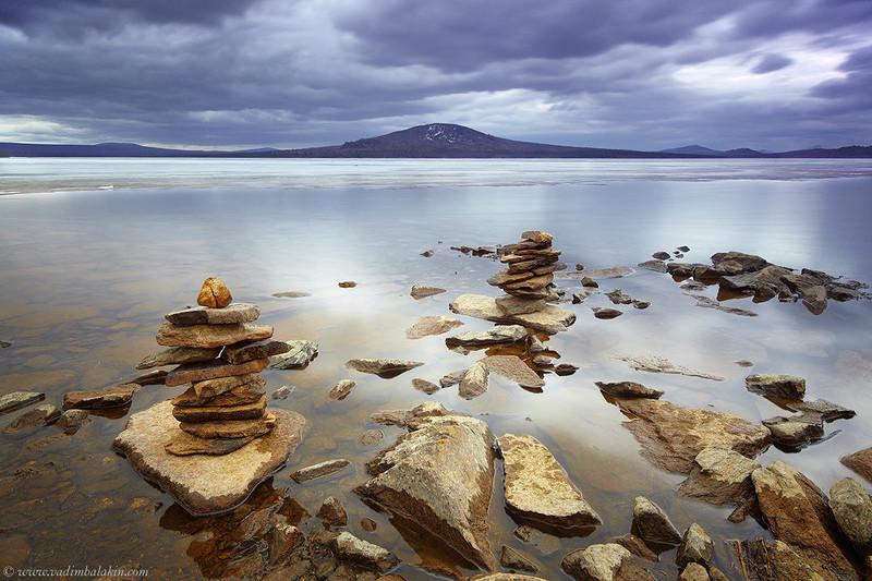 Озеро Зюраткуль, Южный Урал, Россия.jpg