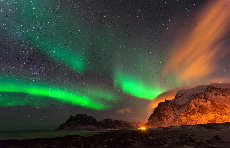 Лофотенские острова.       Норвегия.jpg